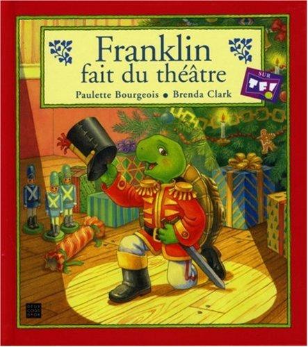 franklin fait du théâtre