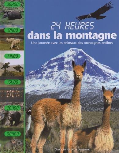 24 heures dans la montagne:une journée avec les animaux des montagnes andines