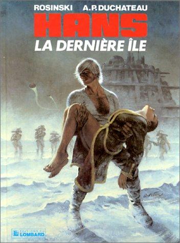 """hans """"la dernière île"""" (t1)"""