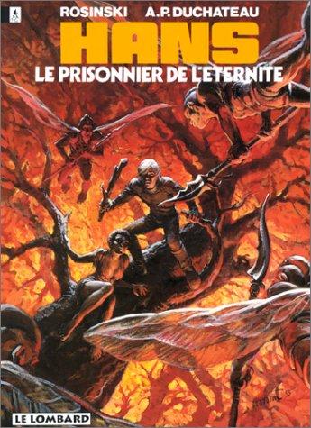 """hans """"le prisonnier de l'éternité"""" (t2)"""