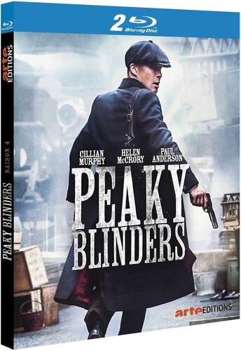 peaky blinders [blu-ray disc]