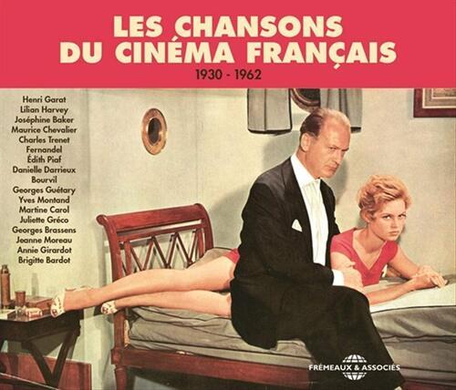 Les chansons du cinéma français 1930-1962