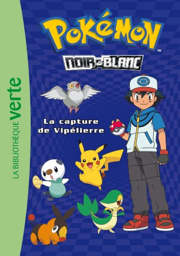 pokemon noir & blanc