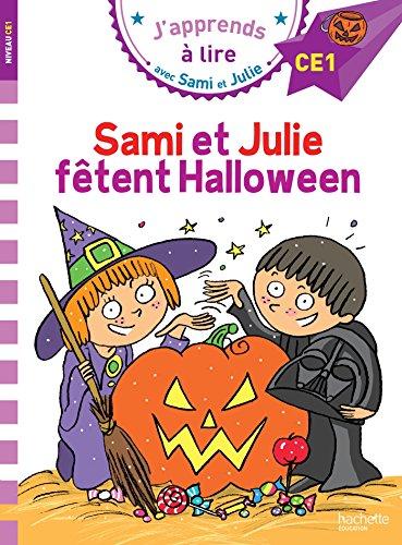 sami et julie fêtent halloween