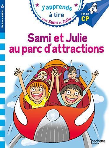 sami et julie au parc d'attractions / fin de cp, niveau 3