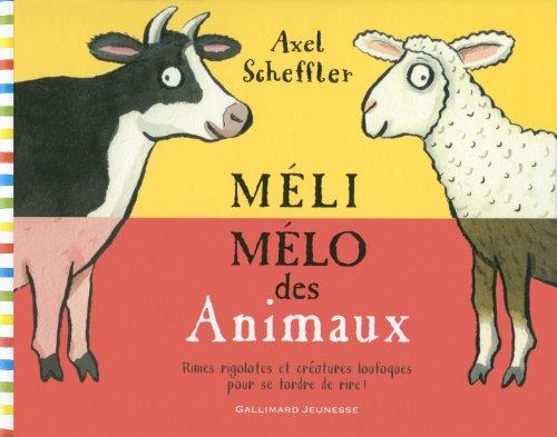 méli-mélo des animaux