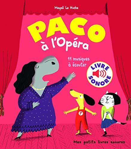 paco et l'opéra