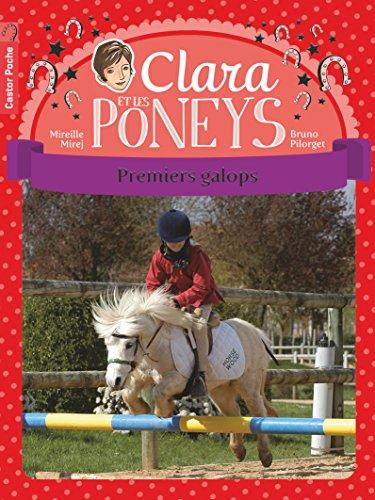 clara et les poneys : premiers galops