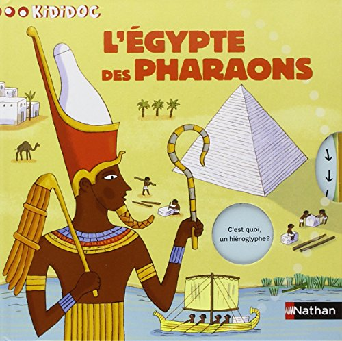 [l']egypte des pharaons