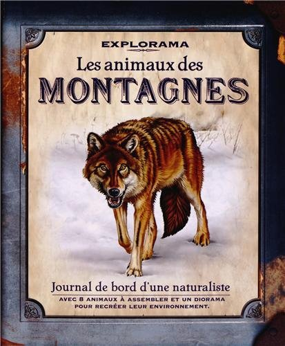 Les animaux des montagnes