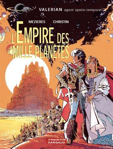 valerian t2/l empire des mille planetes