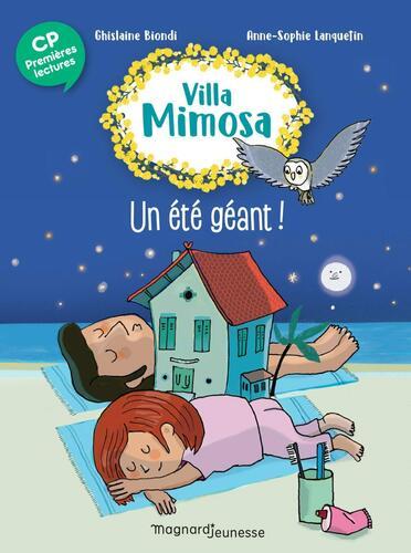 villa mimosa - un ete geant!(tome 5)
