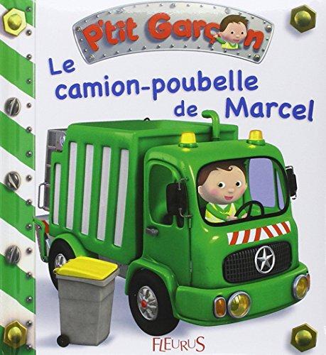 camion-poubelle de marcel le