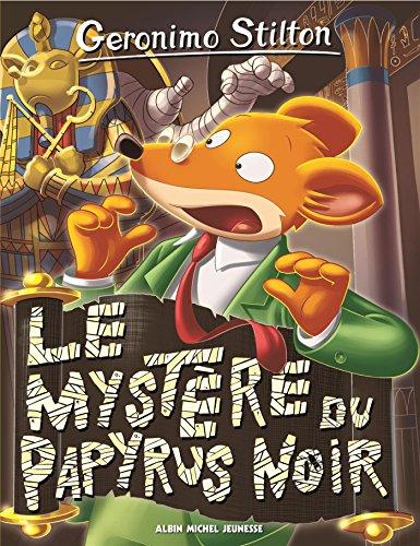 Le Mystere du papyrus noir nº 86   Les pages vertes e57e5748e79