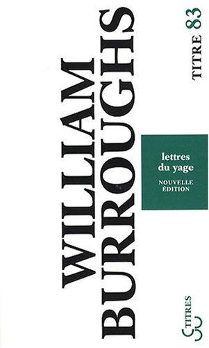 lettres du yagé