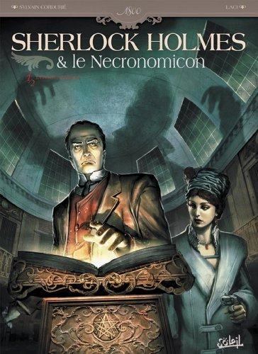 sherlock holmes & le necronomicon