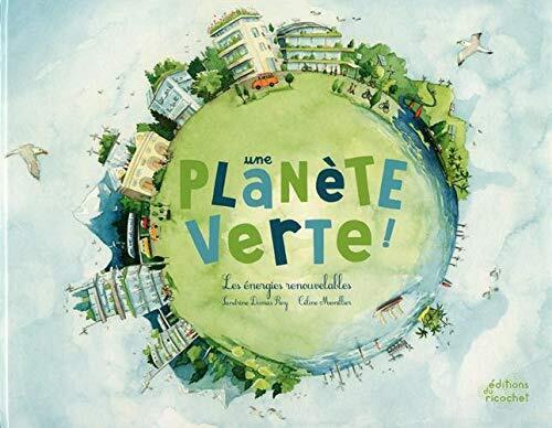 Une planète verte !