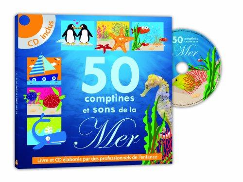 50 comptines et sons de la mer