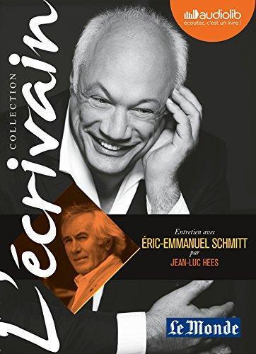entretien avec eric-emmanuel schmitt
