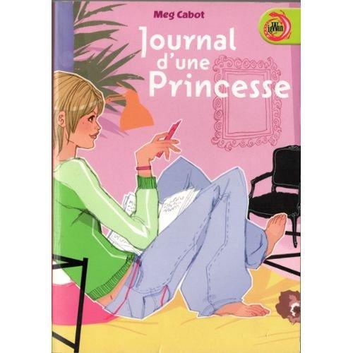 journal d'une princesse, t01.