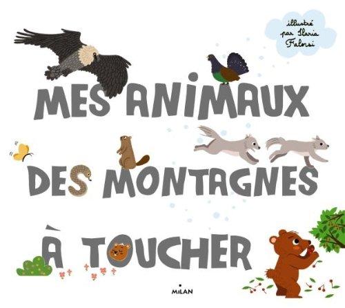 mes animaux des montagnes à toucher