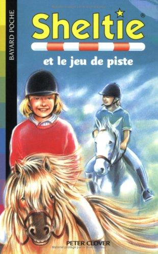 sheltie et le jeu de piste n407 -ed 06