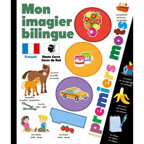 mon imagier bilingue/francais-corse