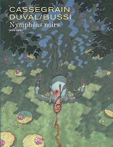 nymphéas noirs