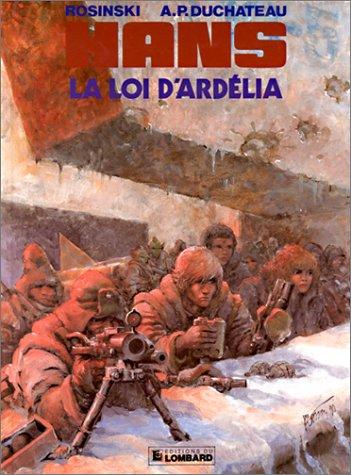 """hans """"la loi d'ardélia"""" (t5)"""