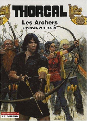 """THORGAL """" Les archers """" (T9)"""