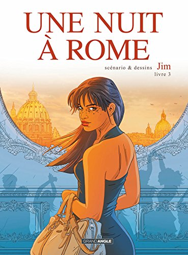 nuit à rome (une) / livre 3