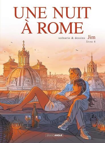 nuit à rome (une) / livre 4
