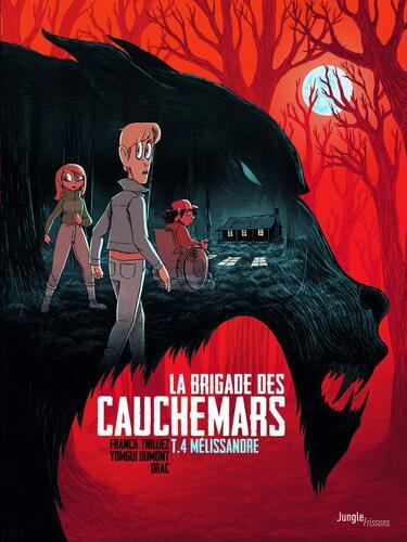 La brigade des cauchemars / mélissandre
