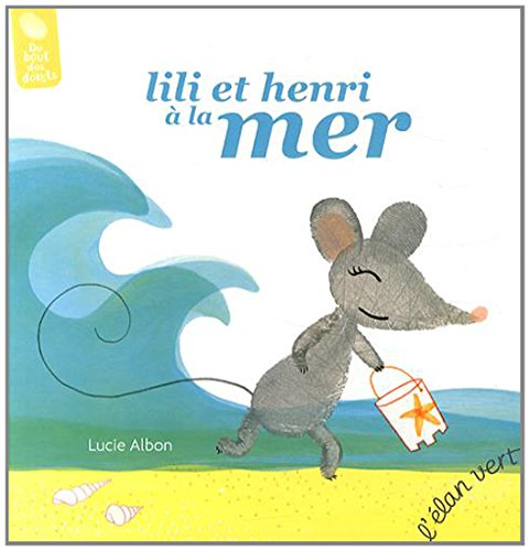 lili et henri à la mer