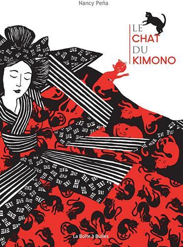 Le chat du kimono