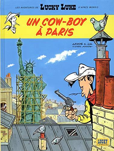 Aventures Lucky Luke(les) -un cow-boy a Paris
