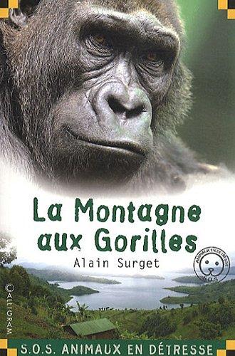 La montagne aux gorilles