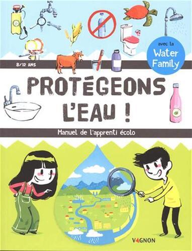 protégeons l'eau !