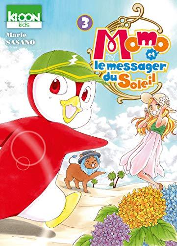 momo et le messager du soleil, volume 3